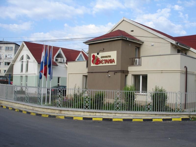 Complex Betania Bacau - Hoofdkantoor