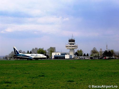 Vliegveld Bacau
