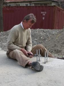 Jan van Baal Gaicena Bacau 2007