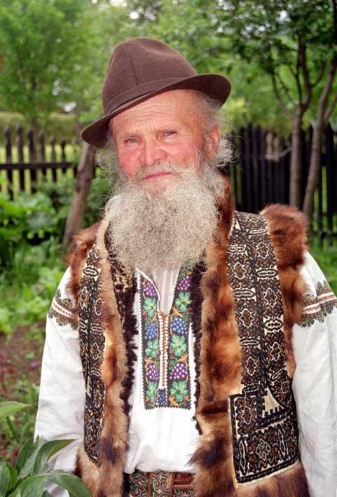 Iemand uit de Bucovina regioa