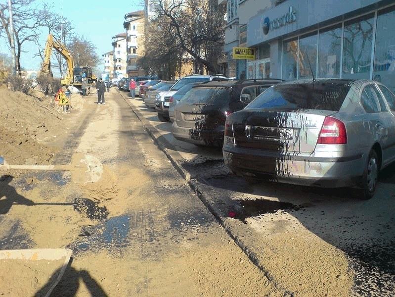 asfalt , foto: mirelas