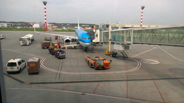 KL1374 PH-BXG Henri Coanda Airport Bucuresti