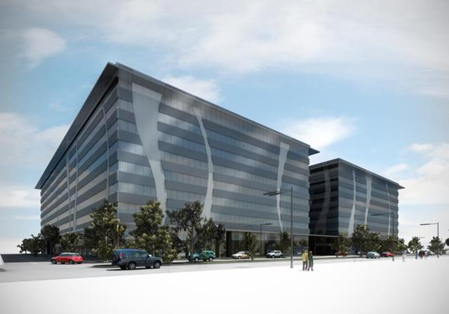 Hermes Business Campus - Afbeelding Atenor Group