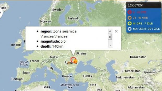 Aardbeving 6 oktober 2013