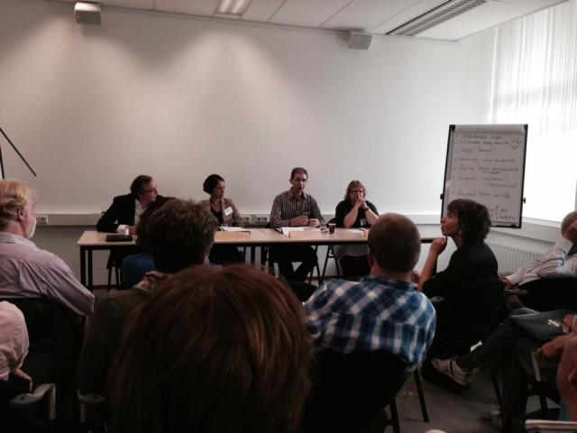 CPOE deelnemers bijeenkomst 20 september 2014 - Panel