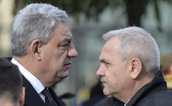 Mihai Tudose, Politieke situatie in Roemenië, Liviu Dragnea, Premier, Roemenie