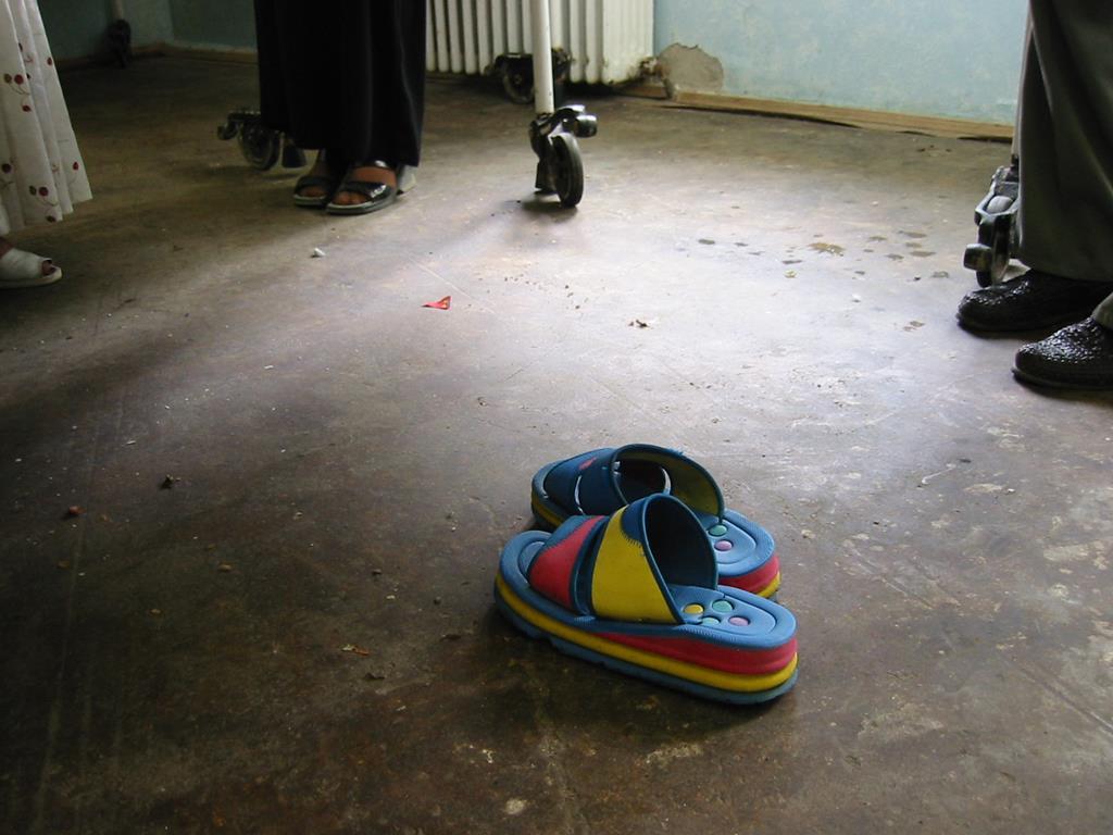 Dramatische omstandigheden in de ziekenhuizen van Roemenië